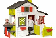 maisonnette plastique Friend house Smoby